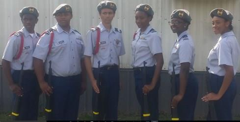 JROTC Image - State Drill Competition